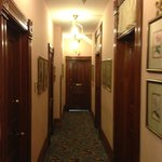 Hallway - second floor