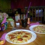 Ricas Pizzetas :D