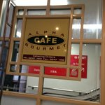 Welcome to the cafe