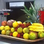 Fresh Fruit Everyday!!
