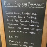 cafe34 breakfast nice food good prices come and see for yourself