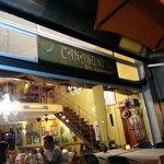 Restaurante cana Suni de noche