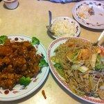 Chan's Wok - yum yum