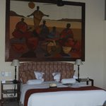 Bedroom at Mala Mala