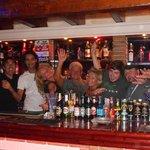 The Premier Bar team 2012
