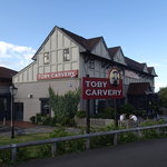 Toby Carvery outside