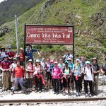 INCA TRAIL - BEST ROUT THAT WE HAVE IN CUSC - PERU