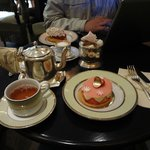 Our tea time
