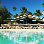 Samade on the Beach, Aitutaki, Cook Islands