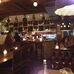 restaurant le soir