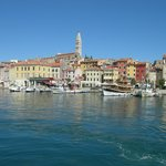 View from Ferry to Rovinj