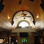 Vaulted Ceiling and Pennsylvania Blue Granite Floors