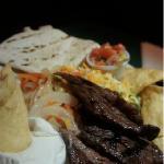 Sirloin Tip Steak Fajitas