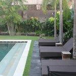 Corra Villa II sun lounges