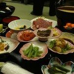 i like the dinner
