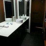 Bathroom/Vanity area