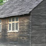 Reconstructed Clapboard Cottage