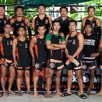 Top Trainers at Tiger Muay Thai