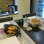 More breakfasts