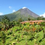 Volcan Arenal Seen from Our Room