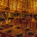 Ruan Mai Bamboo Roof and great food