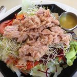 Tuna salad at Harry's Corner