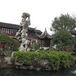 留園太湖石