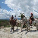 horse back riding combo tours