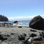 mystic beach again