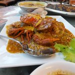 Sweet & Sour Crabs
