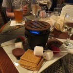 Very cool smores dessert station