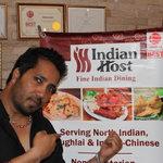 ภาพถ่ายของ Indian Host