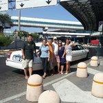 Start Limousine drive