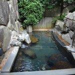 Men's public bath
