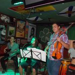 Live music in Shamrock