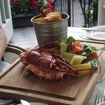 Christine's Half a Lobster