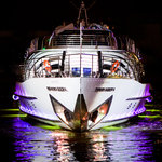 Primavera, one of the super yacths of Flotilla Radisson Royal