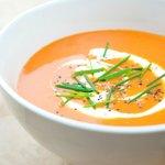 Soup. Always homemade, always gluten free