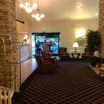 warm lobby