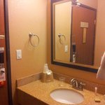 washbasin in the room