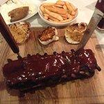 Great pork ribs!
