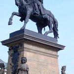 la statua equestre