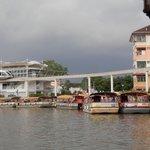 Malacca monorail - abandoned?