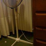 Un ventilateur qui se démonte