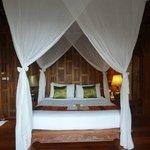 Santhiya Sea View Pool Villa Suite -- Schlafzimmer