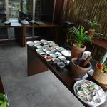 Thai Cooking Class beim Pool