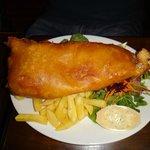 fatty fish batter