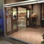 Lobby entrance