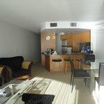 Kitchen/Lounge/Dining