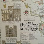 Excellent picture of church plan